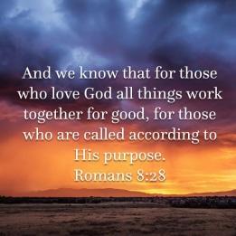 according to his purpose encouragement 2 continue